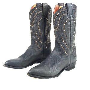 FRYE Leather Boots Sz 9.5 B